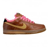 nike sb dunk low premium light british fan metallic gold
